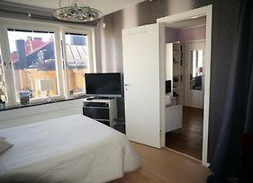 Bed & Breakfast Stockholm At Mariatorget photos Room
