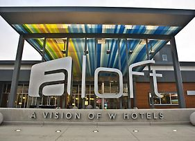 Aloft San Francisco Airport photos Exterior