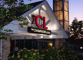 The Champagne Lodge & Luxury Suites photos Exterior