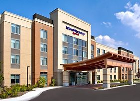 Springhill Suites By Marriott Syracuse Carrier Circle photos Exterior