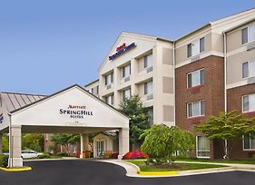 Springhill Suites Herndon Reston photos Exterior