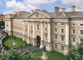 Trinity College photos Exterior