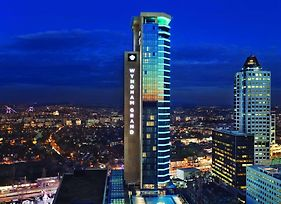 Wyndham Grand Istanbul Levent photos Exterior