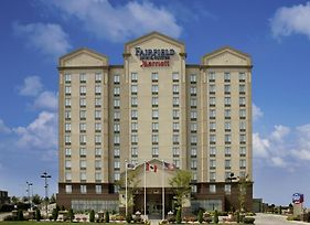 Fairfield Inn And Suites Toronto Airport photos Exterior