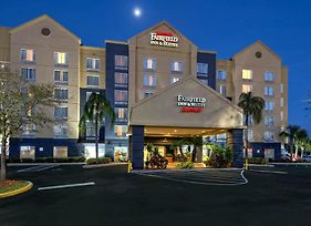 Fairfield Inn & Suites By Marriott Near Universal Orlando photos Exterior