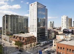 Homewood Suites By Hilton Chicago Downtown West Loop photos Exterior