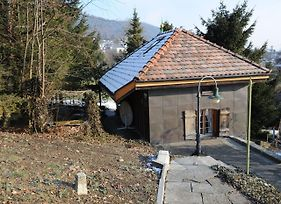 Cozy Chalet In Balgach With Large Terrace photos Exterior