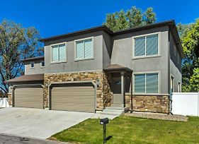 Spacious & New Guesthouse In Orem/Provo photos Exterior