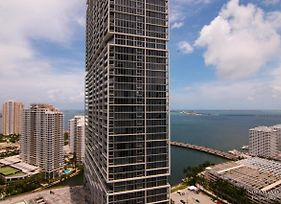 Luxury 5-Star Condo @37Th Floor In Icon Brickell 2B/2B photos Exterior