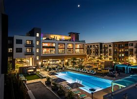 Global Luxury Suites In Menlo Park photos Exterior