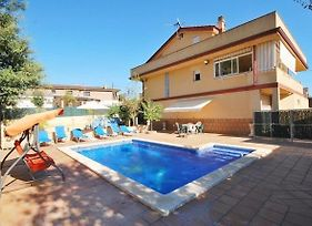 El Llac Del Cigne Villa Sleeps 8 Pool Air Con Wifi photos Exterior