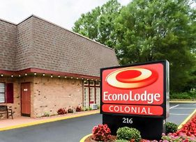 Econo Lodge Colonial photos Exterior