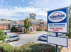 Suburban Extended Stay Kennesaw photos Exterior