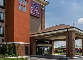 Comfort Suites East Broad At 270 photos Exterior