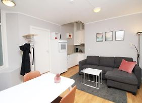 Nordic Host - City Center 2 Bed / 2 Bath - Skippergata - 3 Minutes From Station photos Exterior