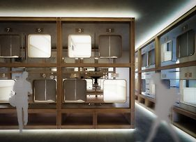 Hearts Capsule Hotel And Spa photos Exterior