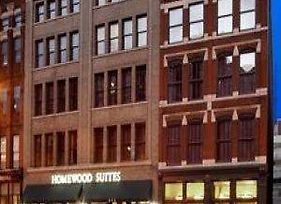 Homewood Suites By Hilton Indianapolis Downtown photos Exterior