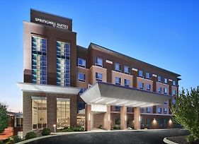 Springhill Suites By Marriott Roanoke photos Exterior