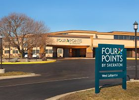 Four Points By Sheraton West Lafayette photos Exterior