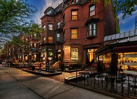 Charming Studio On Boston'S Iconic Newbury St. #8 photos Exterior