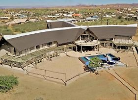 Namibia Villa Zula Bed & Breakfast photos Exterior