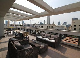 Sheinkin Penthouse -4 Bedrooms-Wow!!!!!!!!!!!! photos Exterior