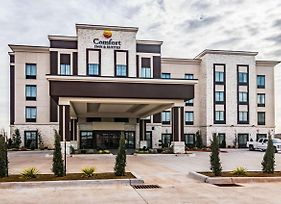 Comfort Inn & Suites Oklahoma City South I-35 photos Exterior