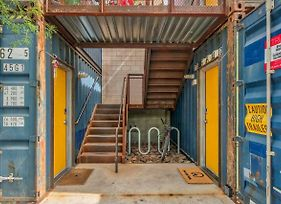 Trendy 1Br Cargo Container #B101 By Wanderjaunt photos Exterior