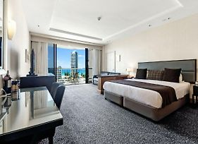 Gold Tower 2 Bed In Crowne Surfers Paradise photos Exterior