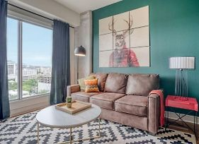 Luxury 1Br In Downtown Austin #1406 By Wanderjaunt photos Exterior