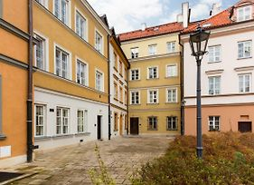 Warsaw New Town Apartments By Renters photos Exterior