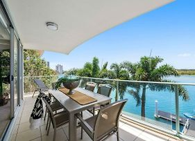 Luxury Waterfront Maroochydore Free Wine Netflix Parking photos Exterior