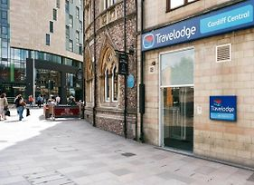 Travelodge Cardiff Central photos Exterior