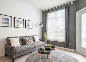 Peaceful & Stylish Studio In North End Halifax photos Exterior