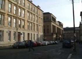 Traditional One Bed Flat Near Kelvingrove photos Exterior