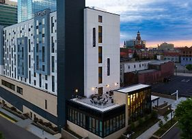 Courtyard By Marriott Knoxville Downtown photos Exterior