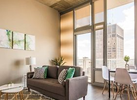 Magnificent Downtown Views @ Heart Of The City 1Br photos Exterior
