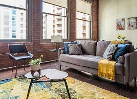 Comfy 2Br Loft Overlooking Cultural District photos Exterior