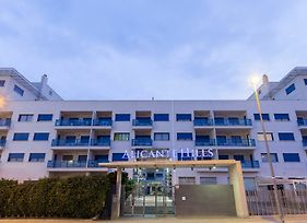Alicante Hills Premium Pool View Apartment photos Exterior