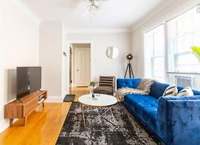 Modern Stylish 1Br Apt In Lincoln Sq - Steps Away Brown Line Ea3 photos Exterior