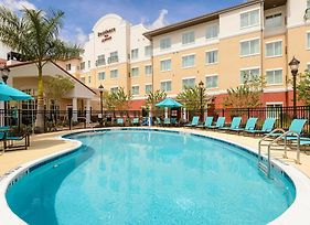 Residence Inn Fort Myers At I-75 And Gulf Coast Town Center photos Exterior