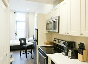 Serene Studio In Downtown Crossing By Sonder photos Exterior