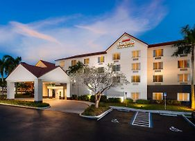 Fairfield Inn & Suites Boca Raton photos Exterior