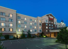 Fairfield Inn & Suites By Marriott Buffalo Airport photos Exterior