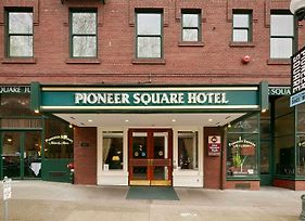 Best Western Plus Pioneer Square Hotel Downtown photos Exterior
