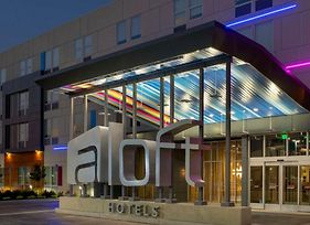 Aloft Austin Airport photos Exterior