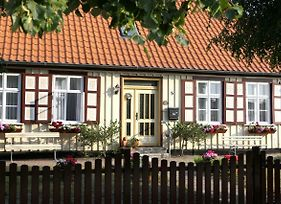 Kapitanshaus In Strandnahe In Prerow photos Exterior