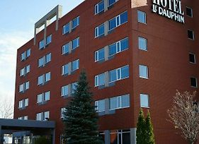 Hotel Le Dauphin Montreal - Longueuil photos Exterior