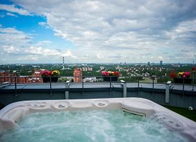 Amazing 22-23Floor Penthouse City View And Spa Access photos Exterior