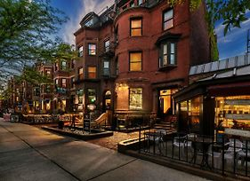 Stylish Studio On Newbury Street, #10 photos Exterior